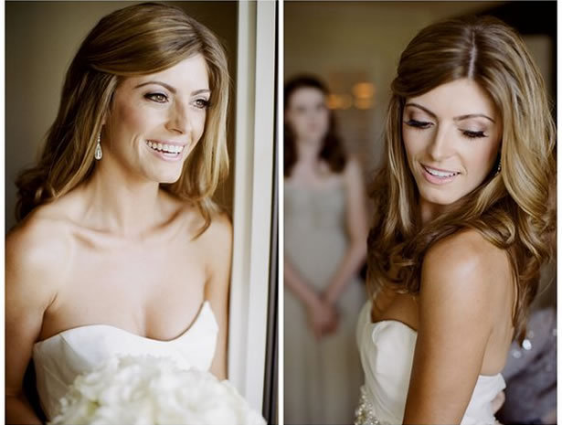 classic wedding makeup by artistry by danika
