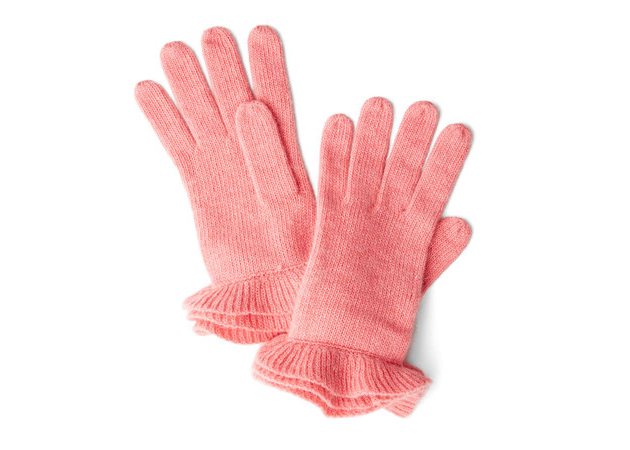 modcloth pink glove on top