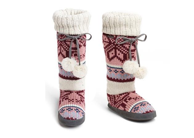 muk luk angie slipper