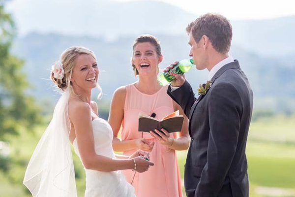 mountain dew wedding vows
