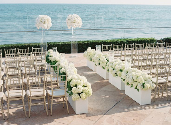 Breathtaking Ceremony Scene