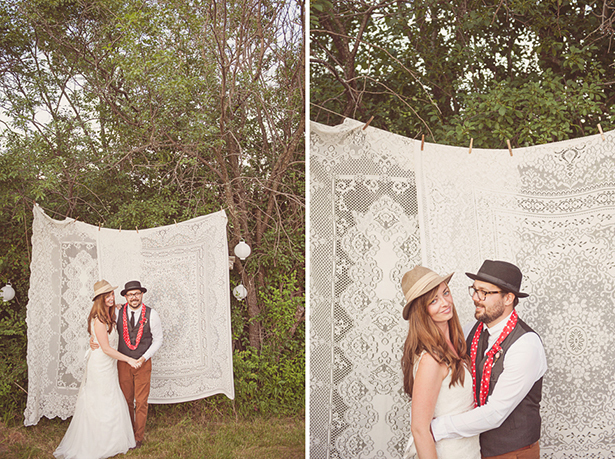 lace photo booth backdrop