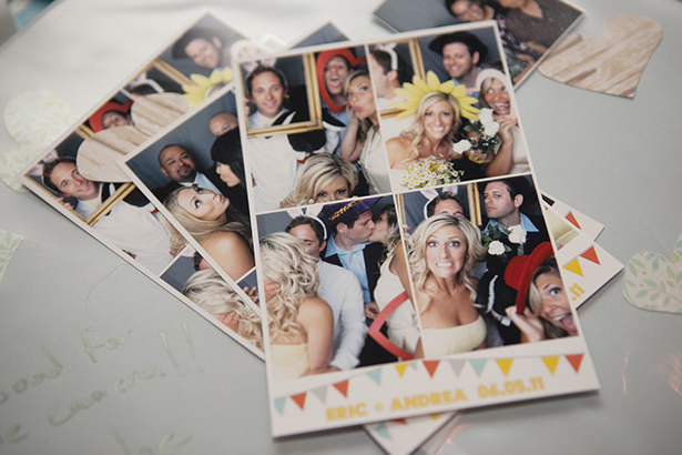 photo wedding party favors