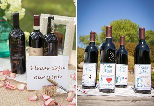 wine signing