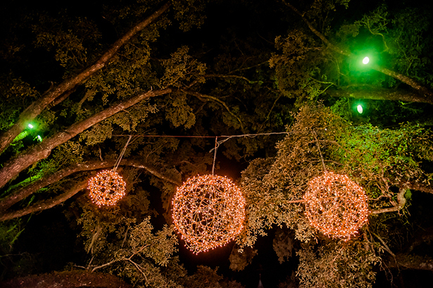 Creative Ways to Use String Lights at Your Wedding - Project Wedding
